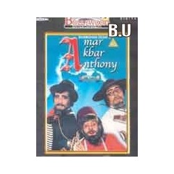 Amar Akbar Anthony - DVD