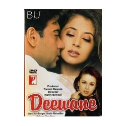 Deewane - DVD