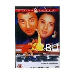Farz (new)- DVD
