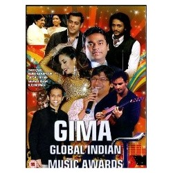 Gima Music Awards 2011 - DVD