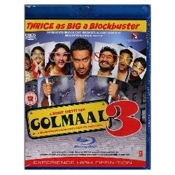 Golmaal 3  - BLURAY