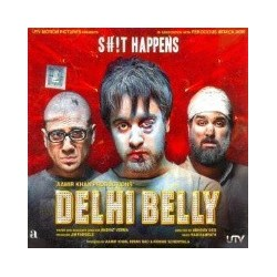 Delhi Belly - CD