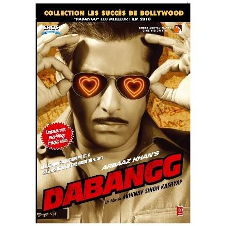 dabangg dvd