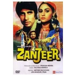 Zanjeer (old) DVD