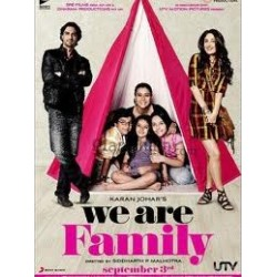 We Are Family  DVD