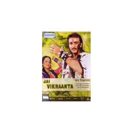 Jai Vikraanta DVD