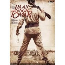 Paan Singh Tomar DVD