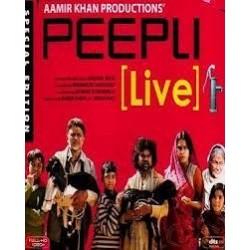 Peepli [Live] DVD