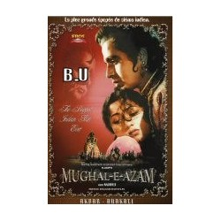 Mughal -E- Azam - DVD
