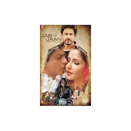Jab Tak Hai Jaan DVD