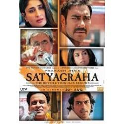 Satyagraha DVD