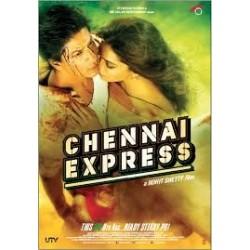 Chennai express DVD
