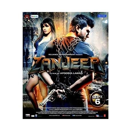 Zanjeer (new) DVD