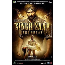 Singh Saab The Great DVD
