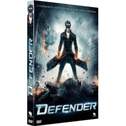 DEFENDER (Krrish 3) DVD Collector