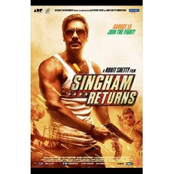 Singham Returns DVD Collector