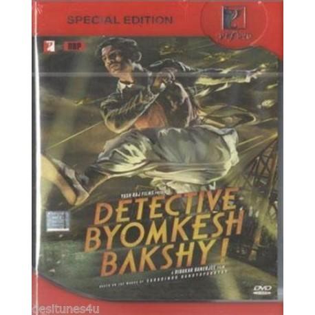 Detective Byomkesh Bakshy - 2 DISC SET