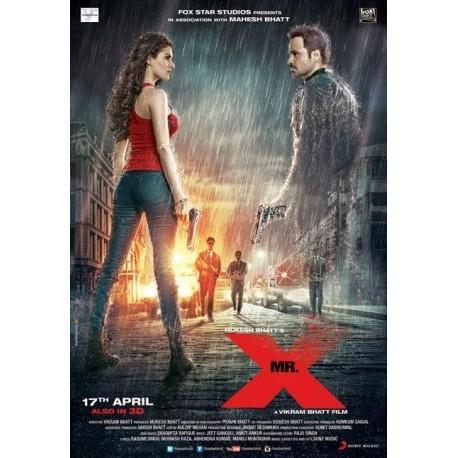 Mr. X DVD Collector