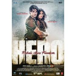 Hero (2015) DVD