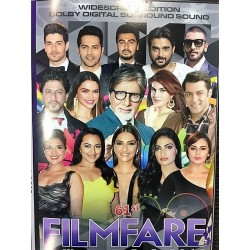 Filmfare Awards 2016 DVD