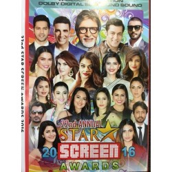 Screen Awards 2016 DVD