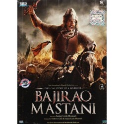 Bajirao Mastani 2 DISC SET