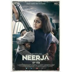 Neerja DVD
