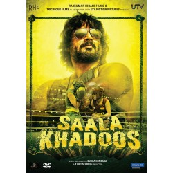 Saala Khadoos DVD COLLECTOR