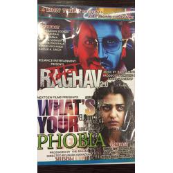 Raman Raghav 2.0 + Phobia - 2in1 DVD