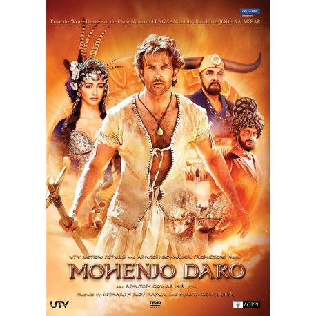 Mohenjo Daro DVD Collector