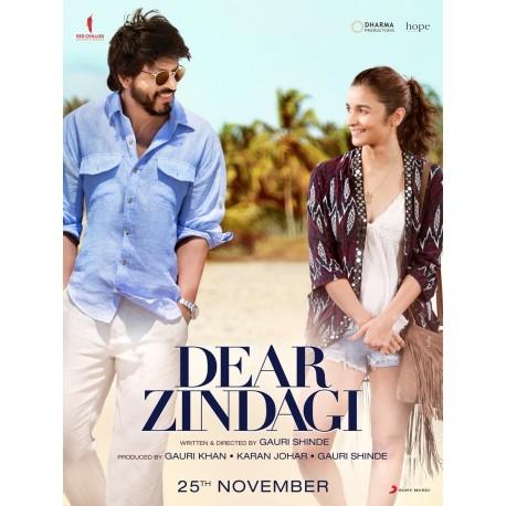 Dear Zindagi DVD Collector