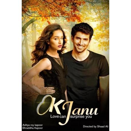 OK JAANU DVD Collector