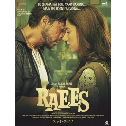 Raees DVD Collector