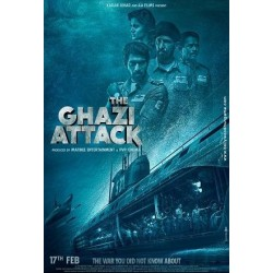 The Ghazi Attack DVD Collector