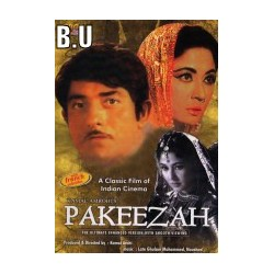 Pakeezah - DVD
