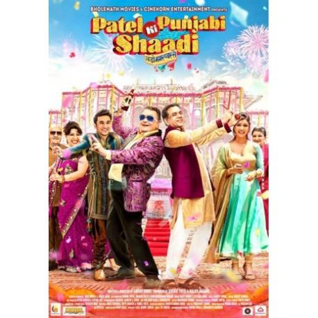 Patel Ki Punjabi Shaadi DVD COLLECTOR