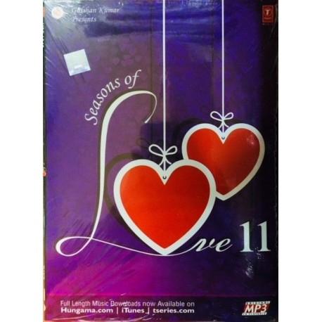 SEASONS OF LOVE 11 TOP 50 - MP3
