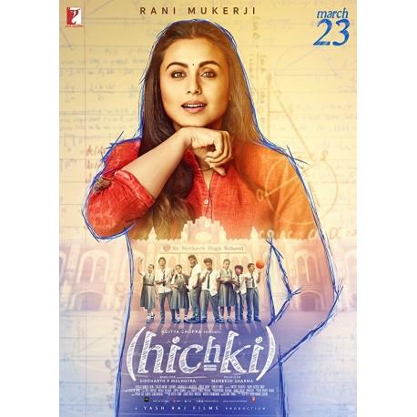 Hichki DVD