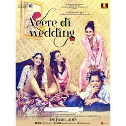 Veere Di Wedding DVD