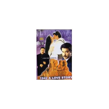 1942 A Love Story - DVD