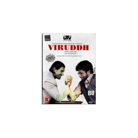 Viruddh - DVD