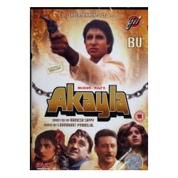 Akayla - DVD