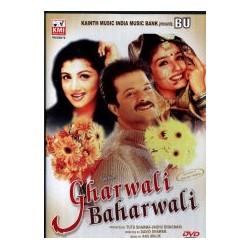 Gharwali Baharwali - DVD