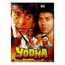 Yodha - DVD