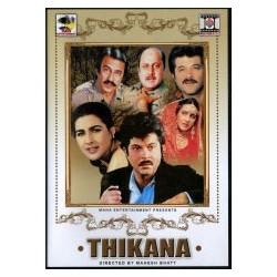 Thikana - DVD