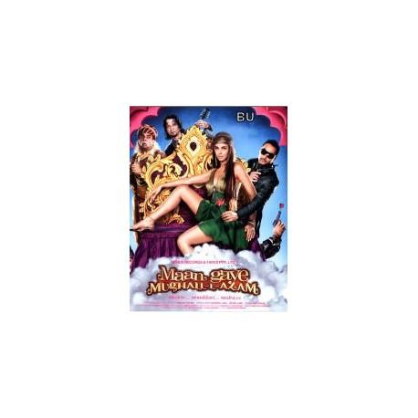 Maan Gaye Mughall-E-Azam - DVD