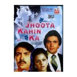 Jhootha Kahin Ka - DVD