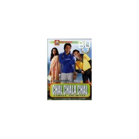 Chal Chala Chal - DVD