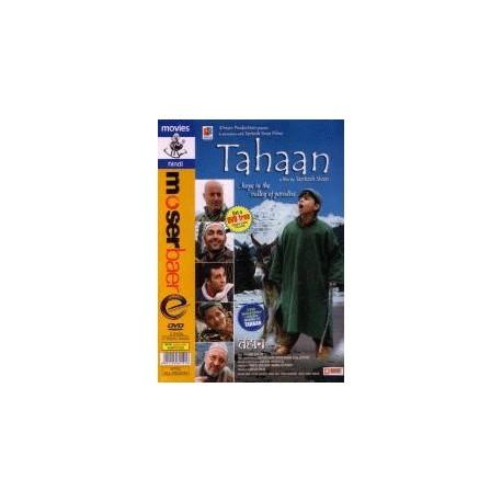 Tahaan - DVD