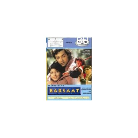 Barsaat (1995)- DVD